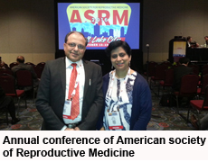 Annual conference of American society of Reproductive Medicine