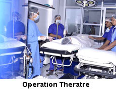 IVF Treatment Operation Theratre