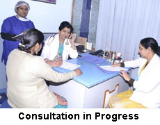 IVF consultation in Delhi