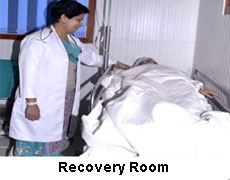 surrogacy recovery rooms